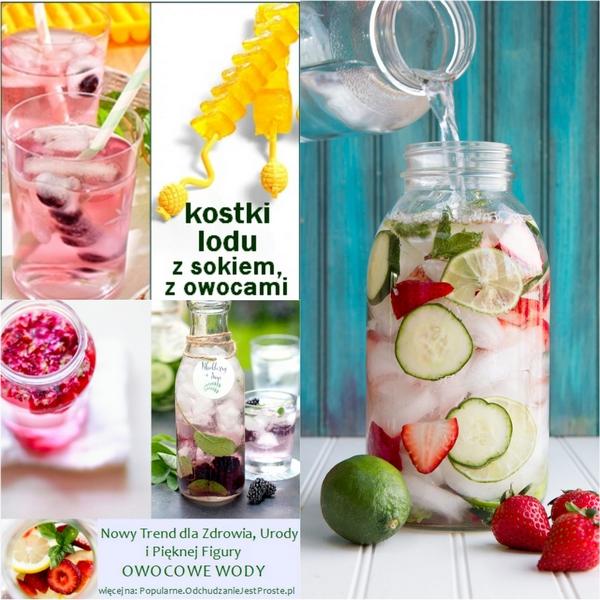popularne.odchudzaniejestproste.pl-domowe-sposoby-na-zdrowie-odchudzanie-owocowe-wody-owoce-w-kostkach-lodu